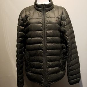 Tommy Hilfiger Natural Down Packable Puffer Jacket